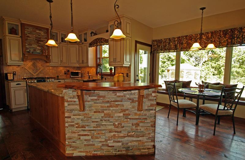 24 Country Kitchen Designs-3