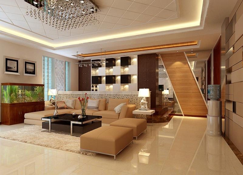 24 Elegant Living Room Designs-8