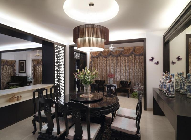 25 Luxurious Dining Room Designs-14