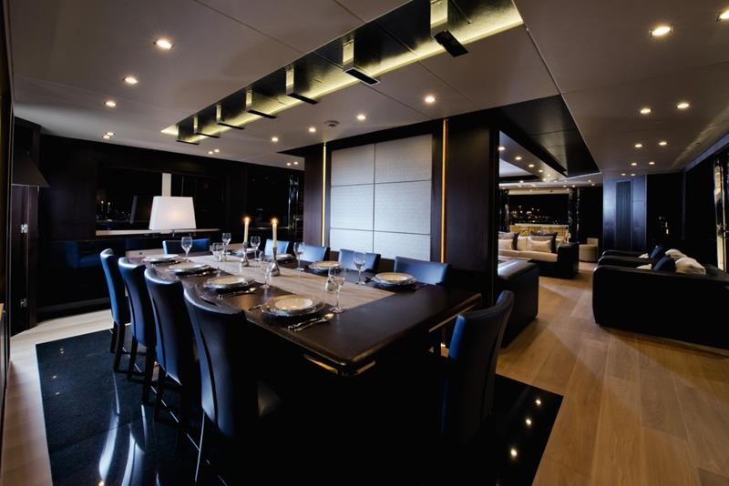 25 Luxurious Dining Room Designs-16