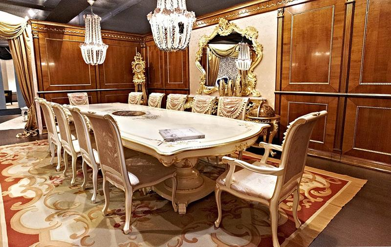 25 Luxurious Dining Room Designs-6