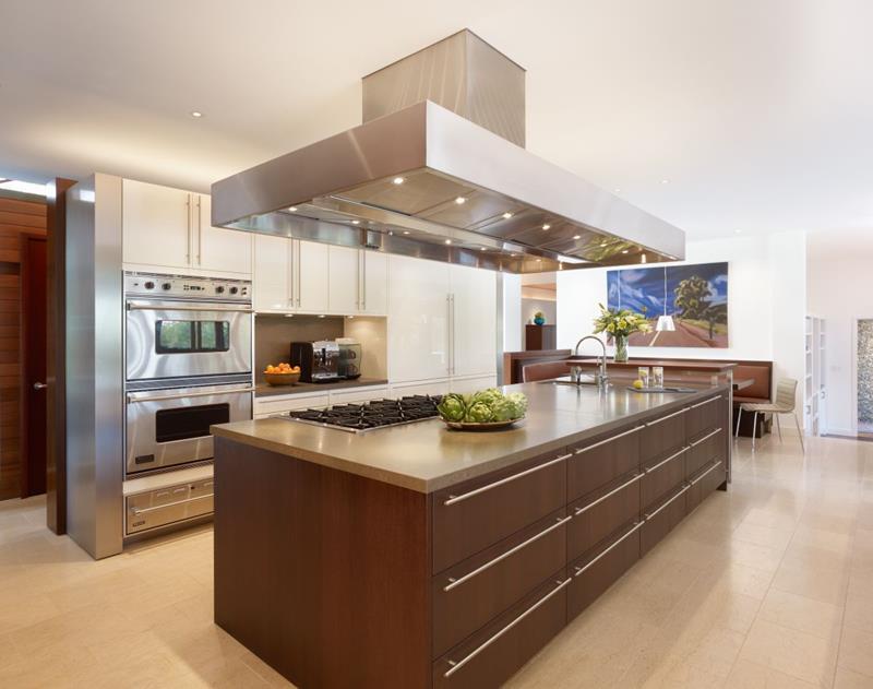 26 Stunning Kitchen Island Designs-12