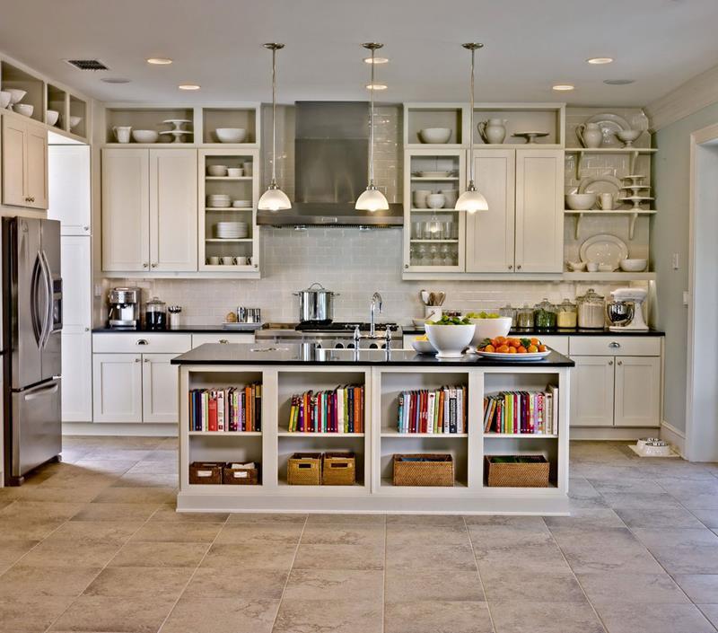 26 Stunning Kitchen Island Designs-18