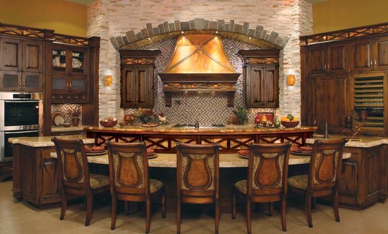 27 Rustic Kitchen Designs-11
