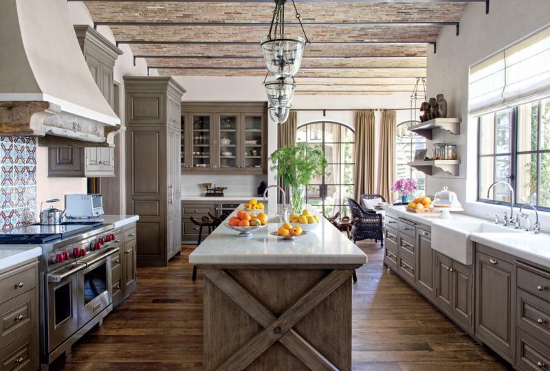 27 Rustic Kitchen Designs-13