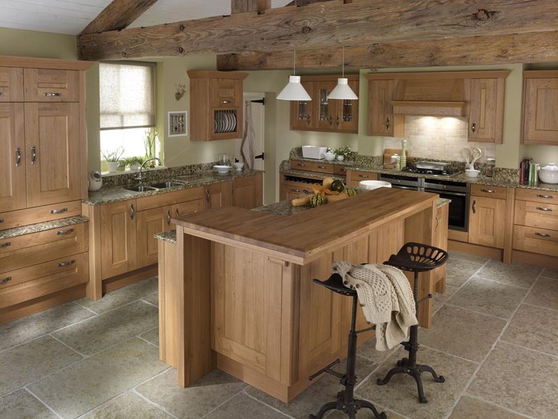 27 Rustic Kitchen Designs-20