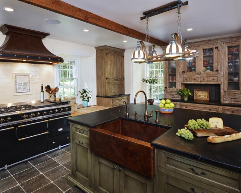 27 Rustic Kitchen Designs-24