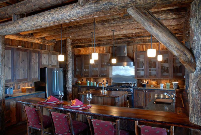 27 Rustic Kitchen Designs-title