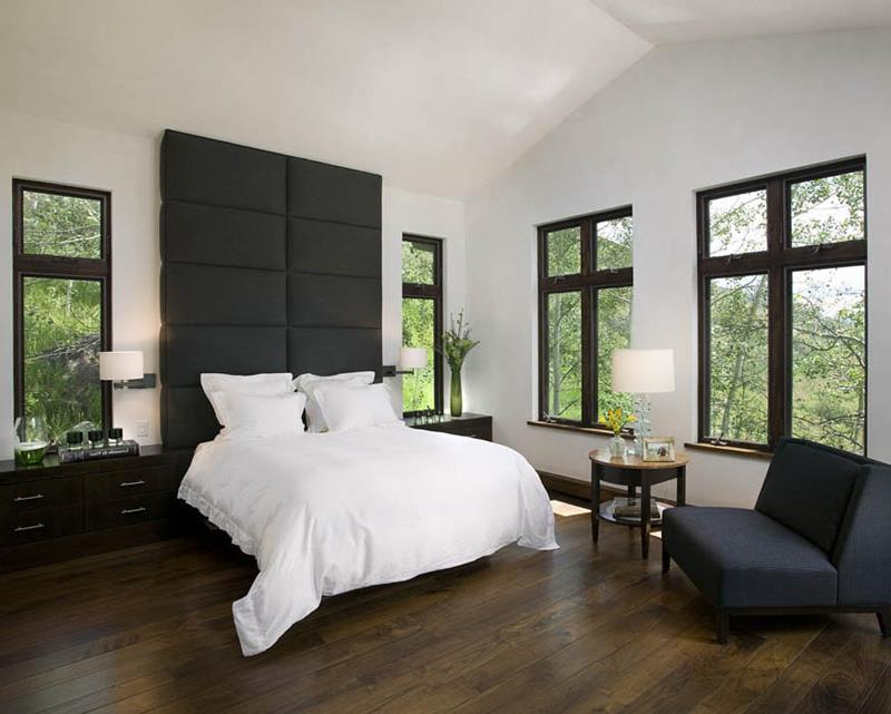 28 Master Bedrooms With Hardwood Floors-6
