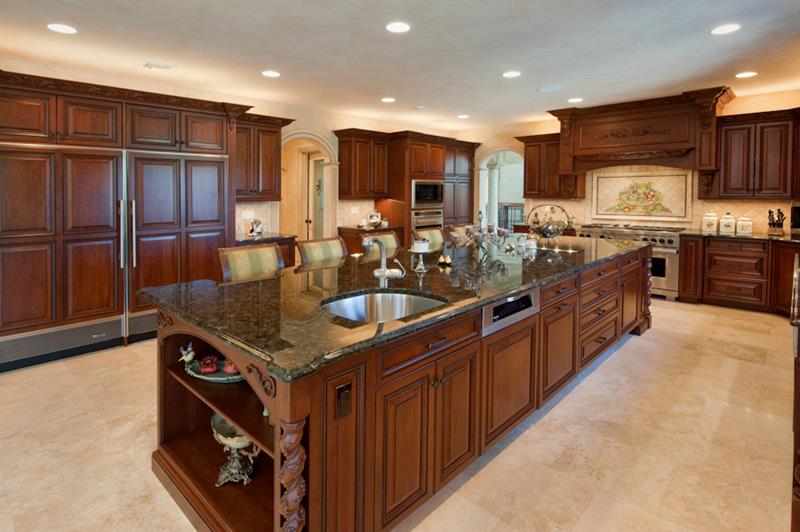30 Supremely Luxurious Kitchen Designs-1