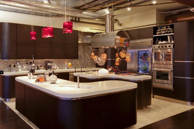 Contemporary Modern Kitchen Inspiration