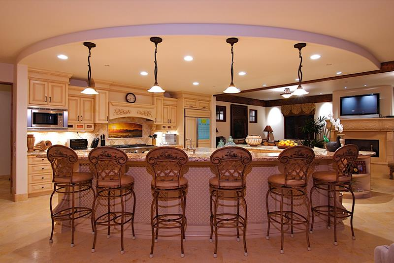 30 Supremely Luxurious Kitchen Designs-12
