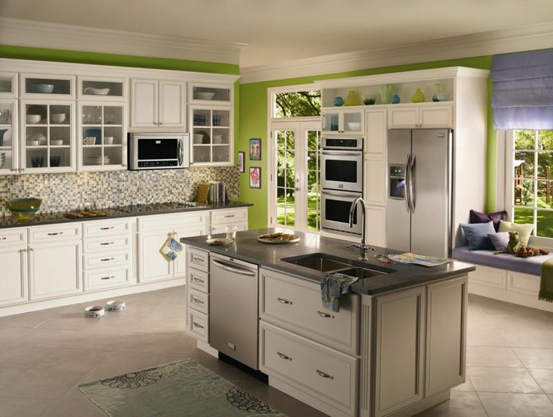 30 Supremely Luxurious Kitchen Designs-2