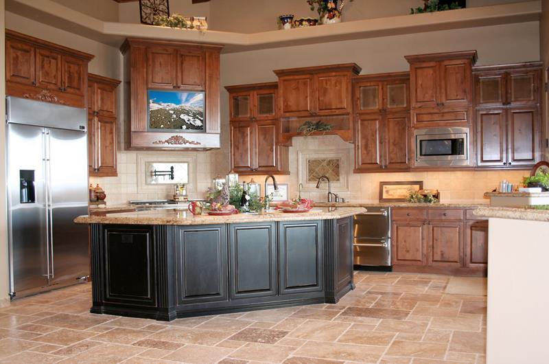 30 Supremely Luxurious Kitchen Designs-25