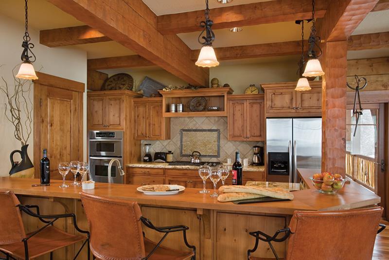 30 Supremely Luxurious Kitchen Designs-26