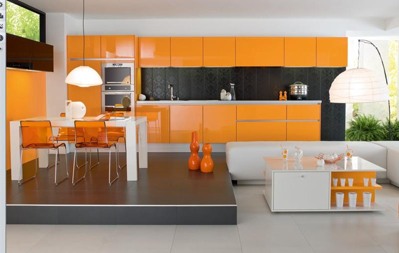 30 Supremely Luxurious Kitchen Designs-28