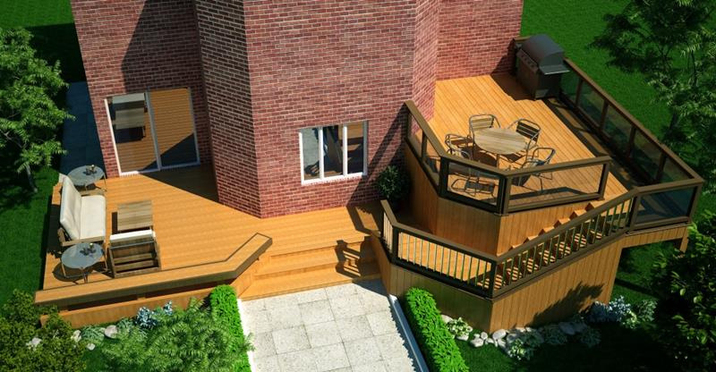 18 Deck Designs That Are Absolutely Stunning-1