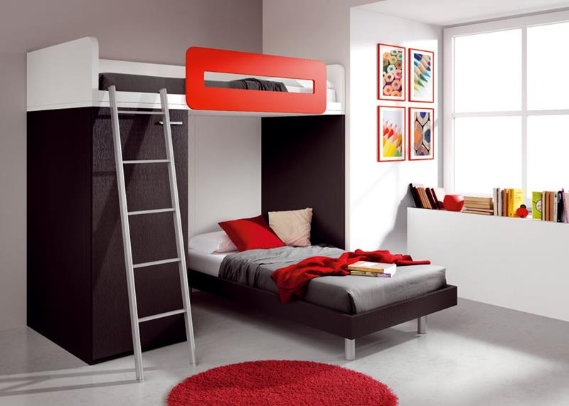 19 Amazing Kids Bedroom Designs-10