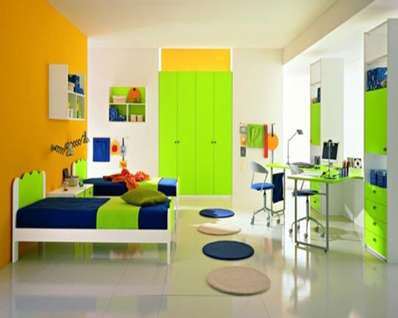 19 Amazing Kids Bedroom Designs-11