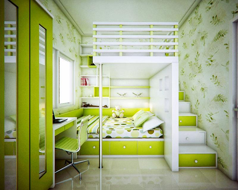19 Amazing Kids Bedroom Designs-18