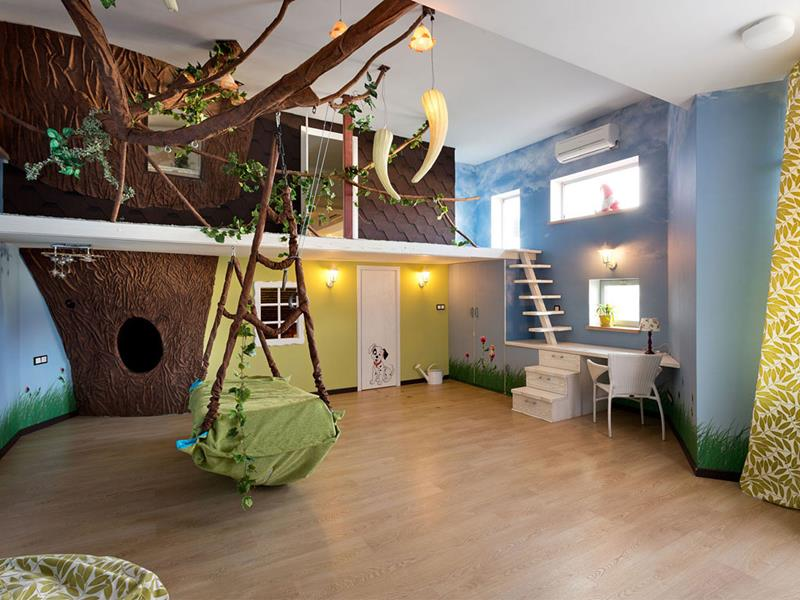 19 Amazing Kids Bedroom Designs-2