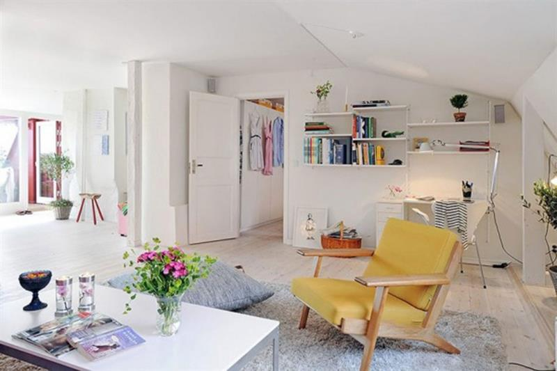 20 Awesome Small Apartment Designs That Will Inspire You-13