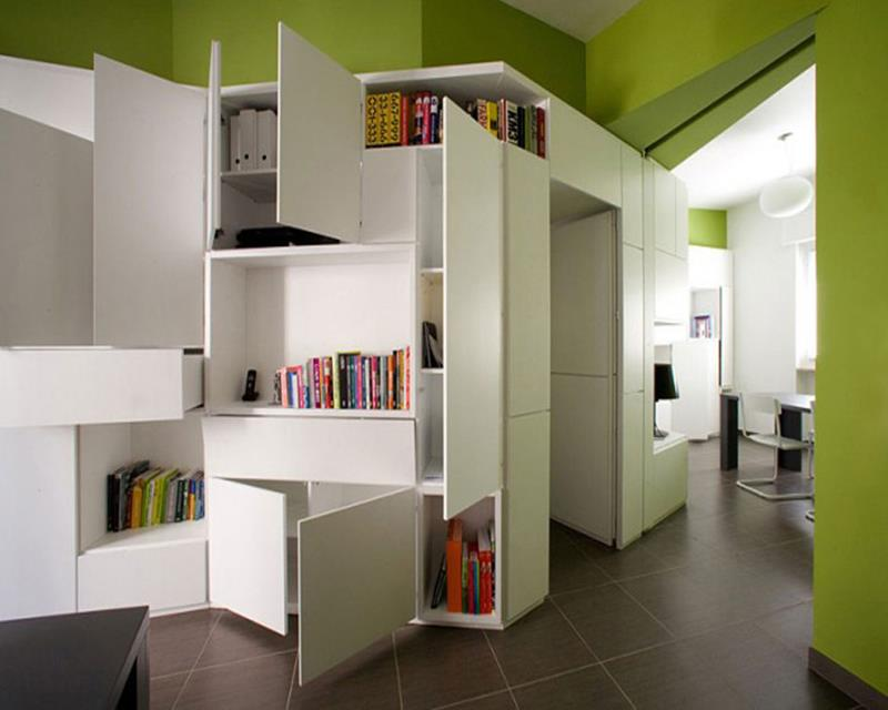 20 Awesome Small Apartment Designs That Will Inspire You-14