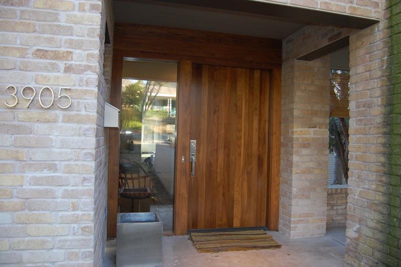 20 Stunning Front Door Designs-13