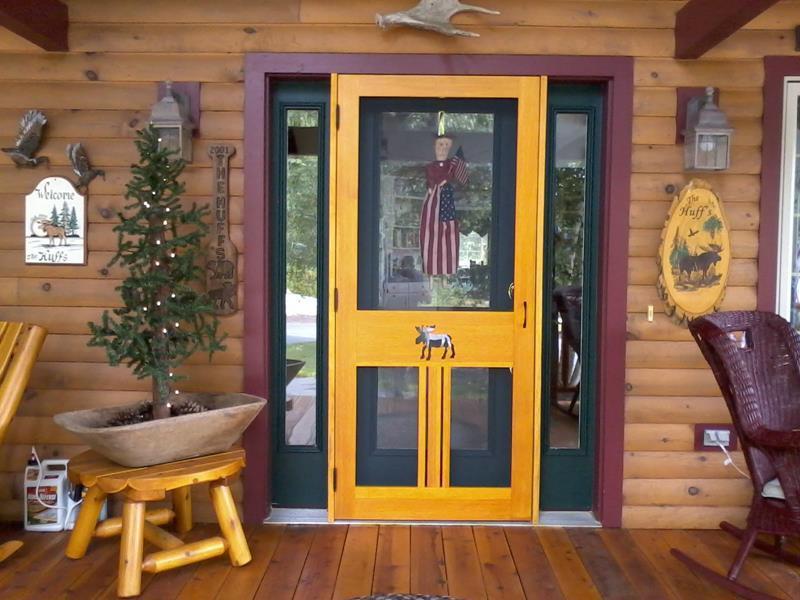 20 Stunning Front Door Designs-15