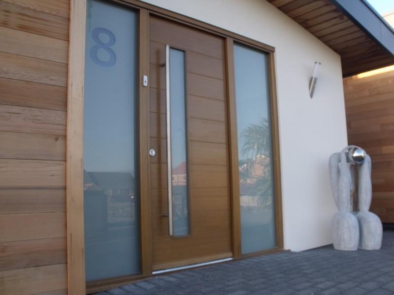 20 Stunning Front Door Designs-19