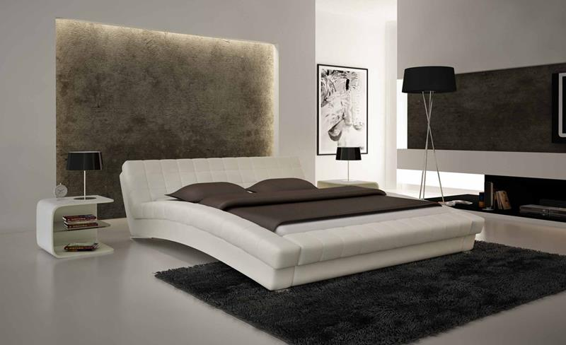 21 Contemporary and Modern Master Bedroom Designs-19