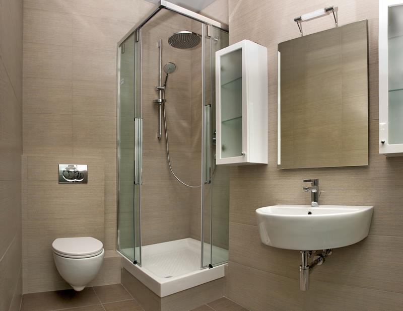 21 Simply Amazing Small Bathroom Designs-11