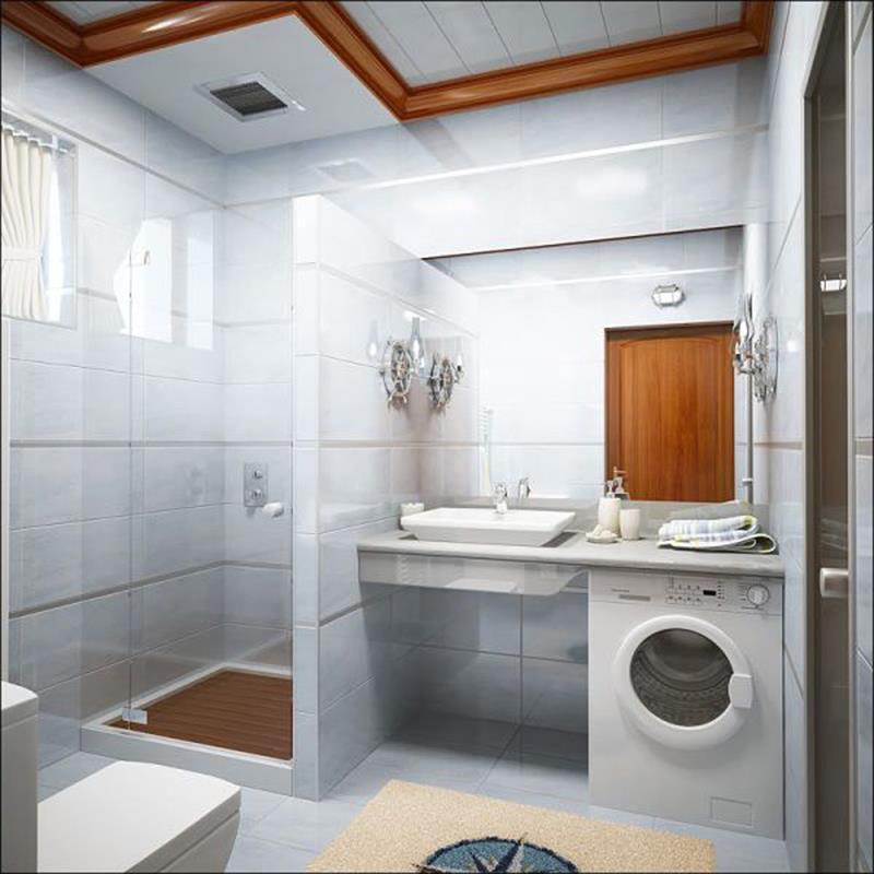 21 Simply Amazing Small Bathroom Designs-20