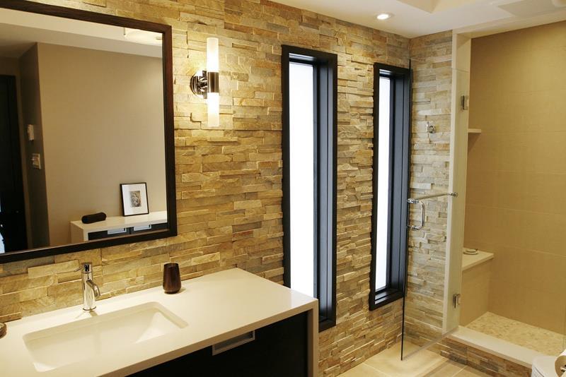 21 Simply Amazing Small Bathroom Designs-21