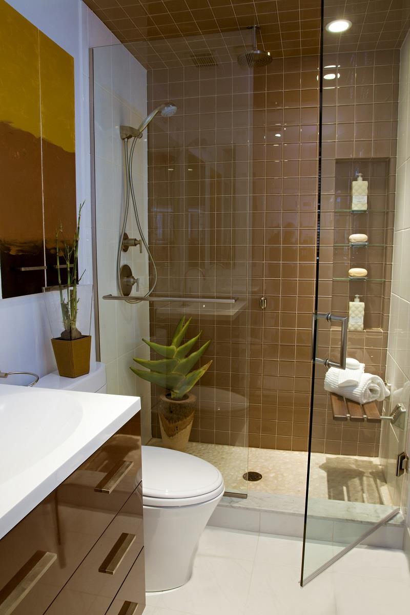 21 Simply Amazing Small Bathroom Designs-5