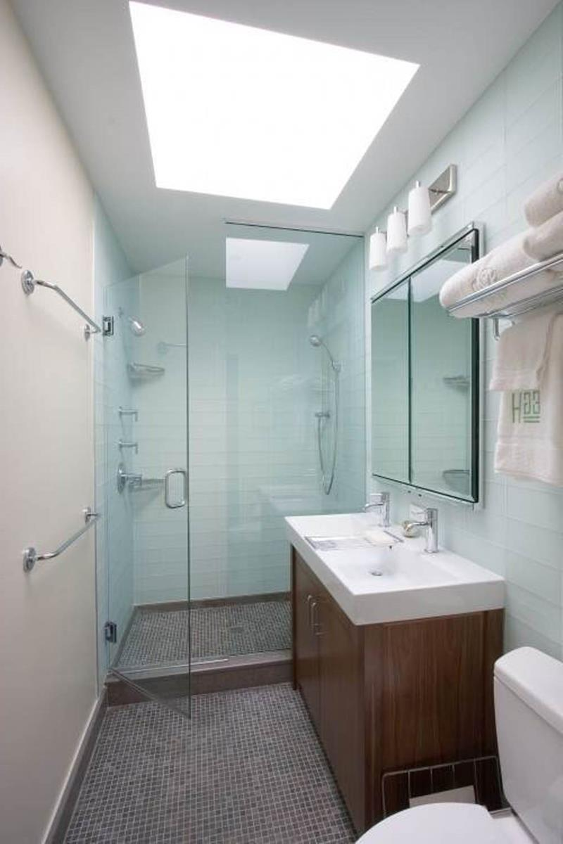 21 Simply Amazing Small Bathroom Designs-6