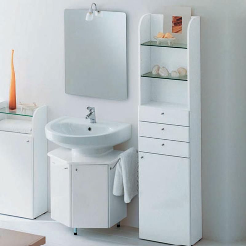 21 Simply Amazing Small Bathroom Designs-9