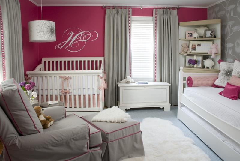23 Absolute Adorable Nursery Designs-12