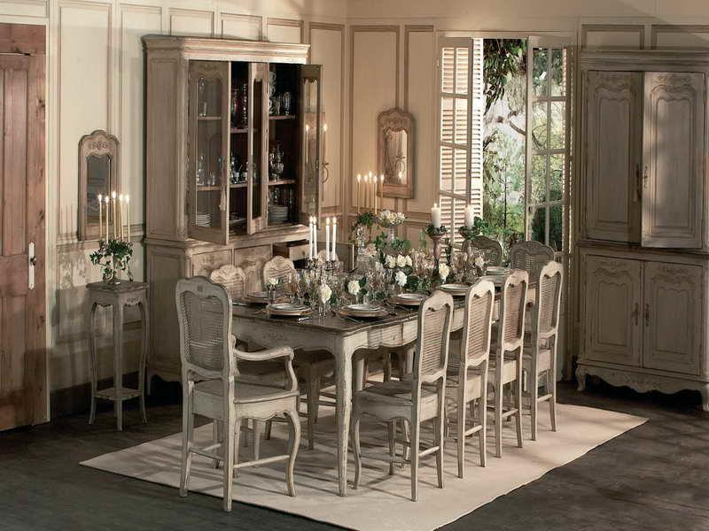 24 Totally Inviting Rustic Dining Room Designs-14