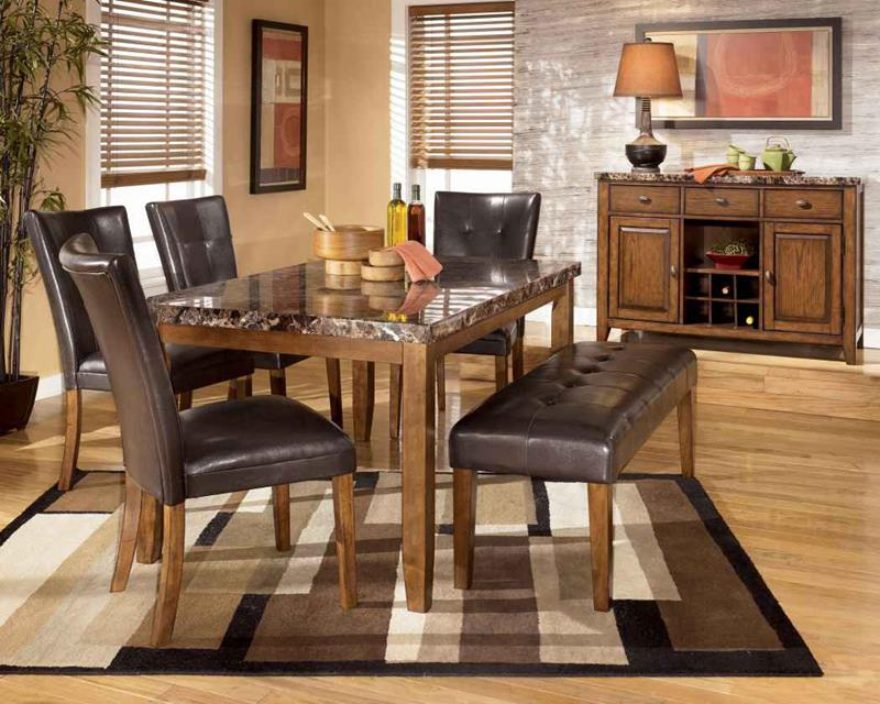 24 Totally Inviting Rustic Dining Room Designs-4