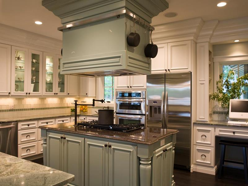 20 Professional Home Kitchen Designs-1