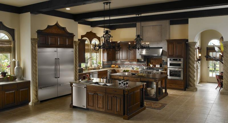 20 Professional Home Kitchen Designs-16