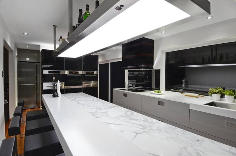 20 Professional Home Kitchen Designs-19