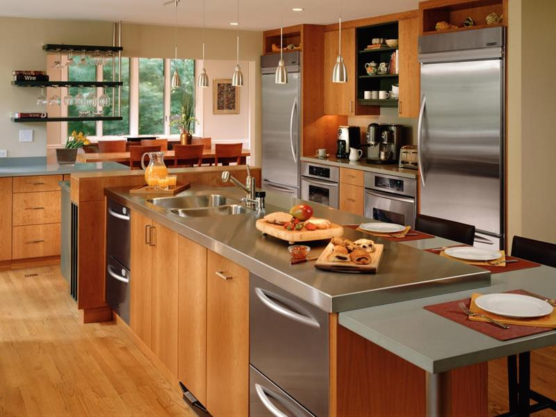 20 Professional Home Kitchen Designs-3