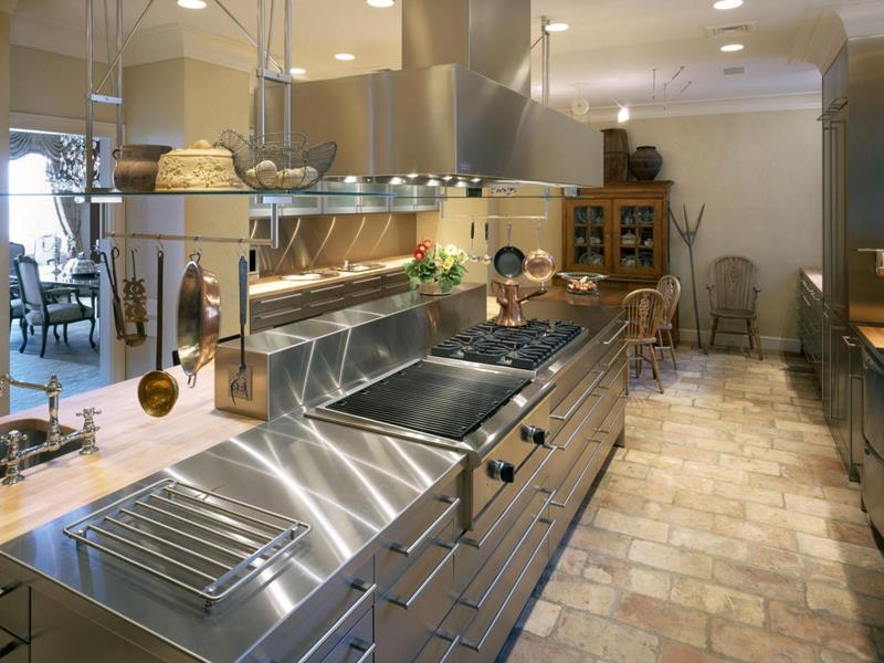 20 Professional Home Kitchen Designs-title
