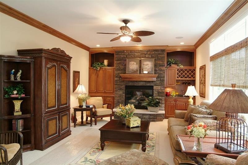 22 Cozy Country Living Room Designs-11