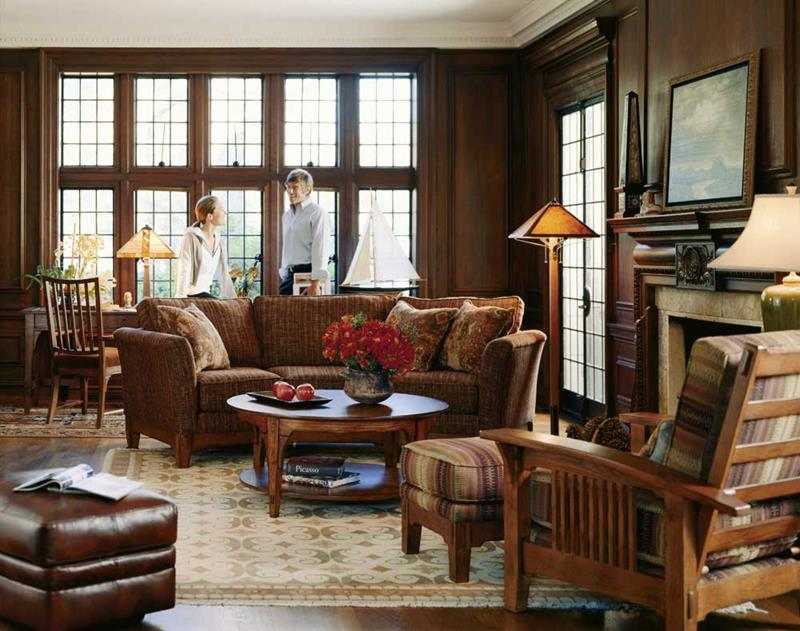 22 Cozy Country Living Room Designs-2