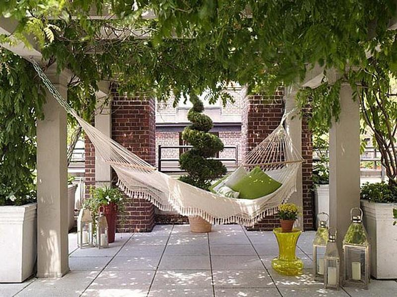 22 Home Patio Designs Perfect for Summer-14