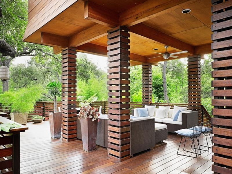 22 Home Patio Designs Perfect for Summer-16