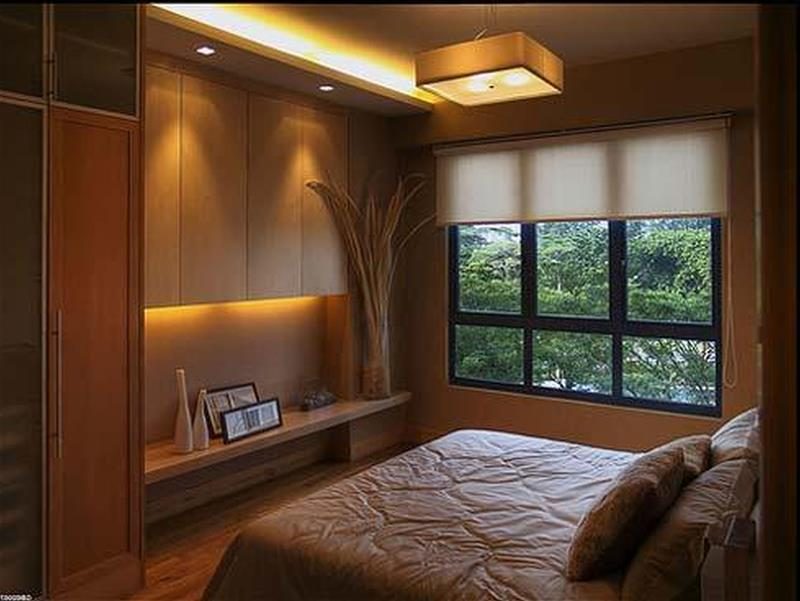 23 Efficient and Attractive Small Bedroom Designs-4
